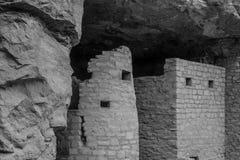 Manitou Cliff Dwellings foto de stock royalty free