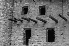 Manitou Cliff Dwellings fotografia de stock