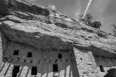 Manitou Cliff Dwellings imagens de stock
