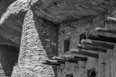 Manitou Cliff Dwellings imagens de stock royalty free