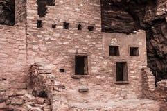 Manitou Colorado Cliff Dwellings Immagini Stock Libere da Diritti