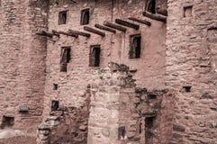Manitou Colorado Cliff Dwellings Immagine Stock Libera da Diritti