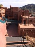 Manitou Cliff Dwelling. Colorado Springs, Native American architecture Stock Image