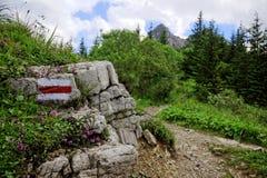 Manitou Frühlinge, Kolorado USA Stockbild
