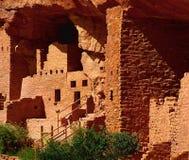 Manitou jaillit des logements de falaise Photos libres de droits