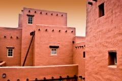 Manitou jaillit musée de logements de falaise Photo libre de droits