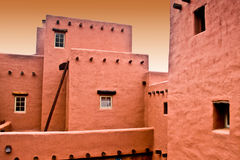 Manitou Springs Cliff Dwellings Museum Royalty Free Stock Photo