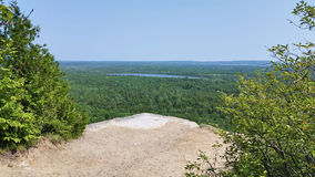 Manitoulin Island view. Royalty Free Stock Photo