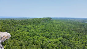 Manitoulin Island view. Stock Image