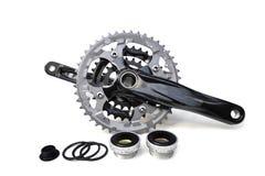Manivela da bicicleta Imagens de Stock