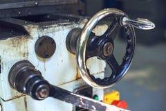 Manivela industrial Fotos de Stock Royalty Free
