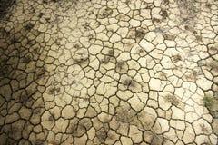 Manivelas en la tierra del desierto imagenes de archivo