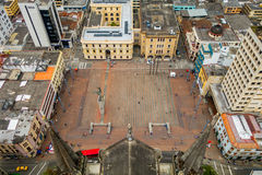 Manizales city in Colombia Stock Images