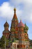 Manjericão de Saint a catedral abençoada Fotos de Stock Royalty Free