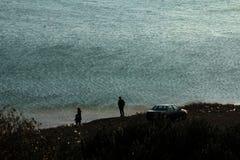Manjil水坝, Gilan,伊朗 免版税库存照片