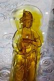 Manjusri bodhisattva Stock Photo