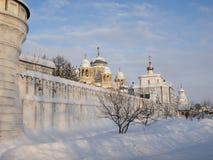 manklosternikolaev piously s Fotografering för Bildbyråer