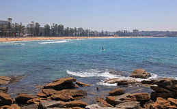 Free Manley Beach And North Head Royalty Free Stock Image - 36147086
