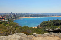 Free Manley Beach And North Head Royalty Free Stock Photo - 36147395
