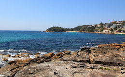 Manley beach and North Head Royalty Free Stock Photography