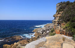 Manley beach and North Head Stock Photography
