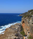 Manley beach and North Head Royalty Free Stock Photos