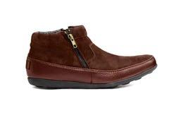 Manlig footwear-13 Arkivfoto