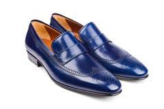 Manlig footwear-19 Fotografering för Bildbyråer