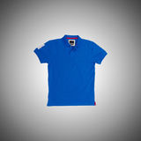 Manlig t-skjorta mot lutningbakgrunden Royaltyfria Bilder
