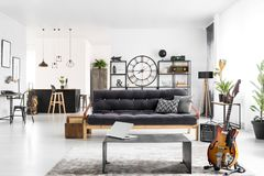 Manly apartment interior Stock Photography