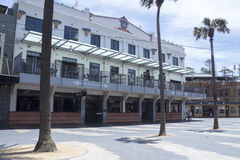 MANLY, AUSTRALIA-DEC 16TH: The New Brighton Hotel in Manly on De Royalty Free Stock Photo