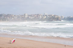 Manly Beach, Australia Royalty Free Stock Photo