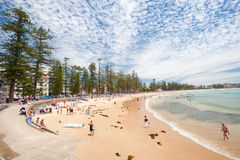Manly Beach, Australia Stock Photography