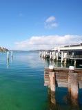 Manly Beach Australia. Manly Beach suburb in Sydney Australia Royalty Free Stock Image