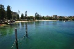 Manly Beach Australia Royalty Free Stock Photos
