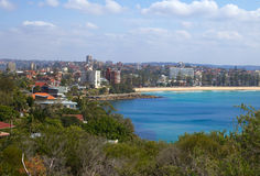 Manly Beach Australia Stock Images