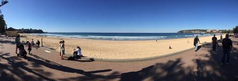 Manly beach Stock Photo