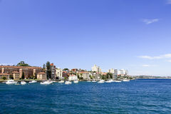 Manly beach of Sydney - Australia Royalty Free Stock Image