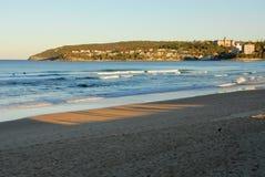 Manly beach, Sydney, Australia. Manly beach, Sydney in Australia Royalty Free Stock Image