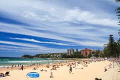 Manly Beach , Sydney Stock Photo