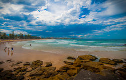 Manly beach, Sydney, NSW, Australia Royalty Free Stock Photography