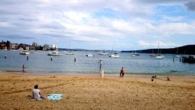 Manly Beach Stock Images