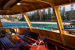 Manly ferry Royalty Free Stock Photography