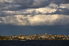 Manly ferry Stock Photography