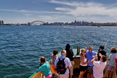 Manly ferry Royalty Free Stock Photo