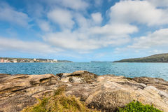 Manly Rocks - Australia Royalty Free Stock Images