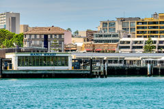 Manly Wharf Ferry Station, Sydney, Australia Stock Photo