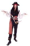 manmaskeraden piratkopierar Royaltyfria Bilder
