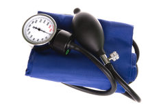 Manómetro médico Fotografía de archivo libre de regalías