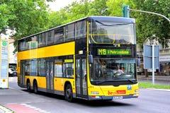 MANN A39 DD die Stadt Löwes Lizenzfreies Stockbild